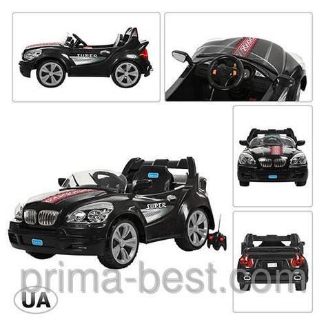 Машина электромобиль детский BMW M 0577, фото 2