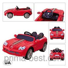 Машина электромобиль детский Mersedes Benz SLR-722SR-1