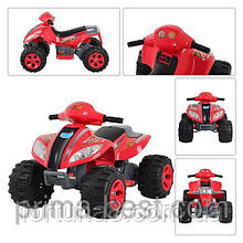 Машина электромобиль детский квадроцикл B 03-3
