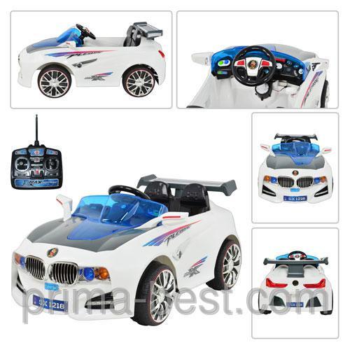 Машина электромобиль детский M 0667