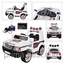 Машина электромобиль детский JJ 012 R-2