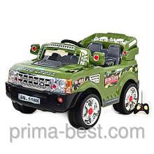 Машина электромобиль детский внедорожник JJ 012 R-2
