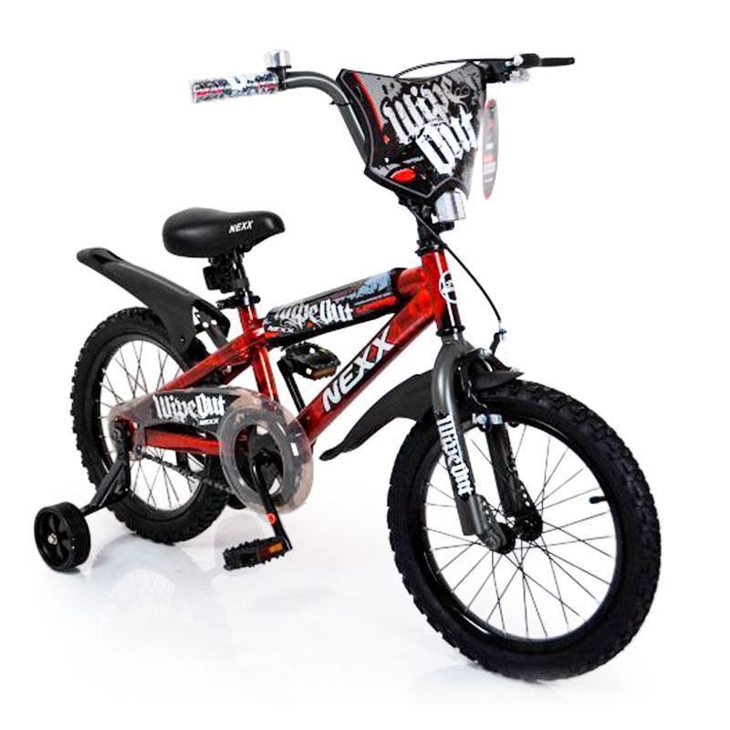 Детский Велосипед NEXX BOY-16 Red Splash