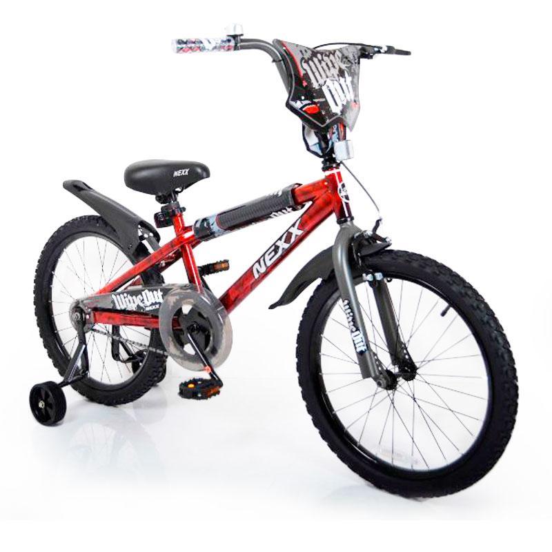 Детский  Велосипед NEXX BOY-20 Red Splash