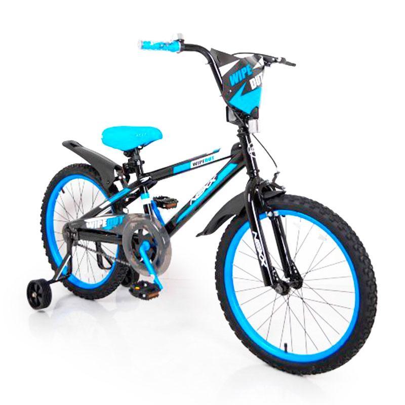 Детский Велосипед NEXX BOY-20 Black Blue