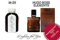Мужские наливные духи Elements Хуго Босс  125 мл, фото 1