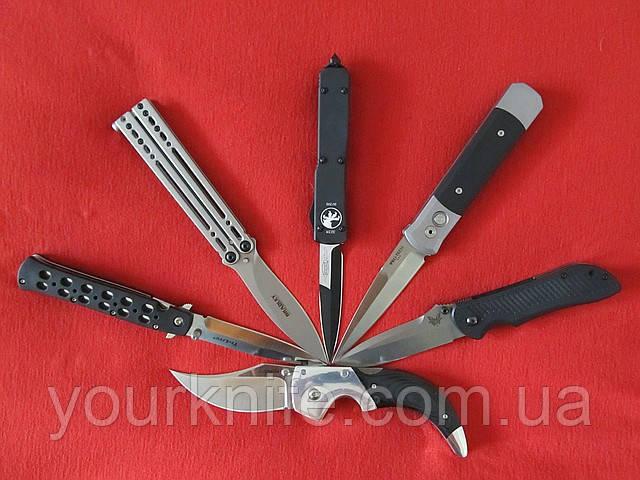 Как правильно подобрать нож