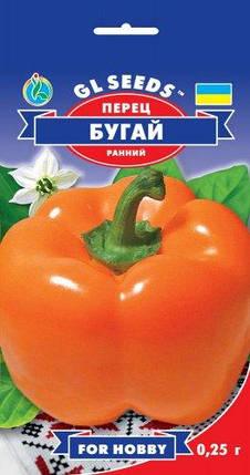 Перец Бугай, пакет 0,25 г - Семена перца, фото 2