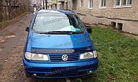 Мухобойка +на капот  VW Sharan с 1995 – 2000 г.в. (Фольксваген Шаран) Vip Tuning