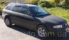 Ветровики Audi A4 Avant (B5/8D) 1996-2001 (Ауди А4 Авант) Cobra Tuning