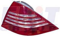Ліхтар задній правий рестайлінг новий Depo mercedes s-class w220