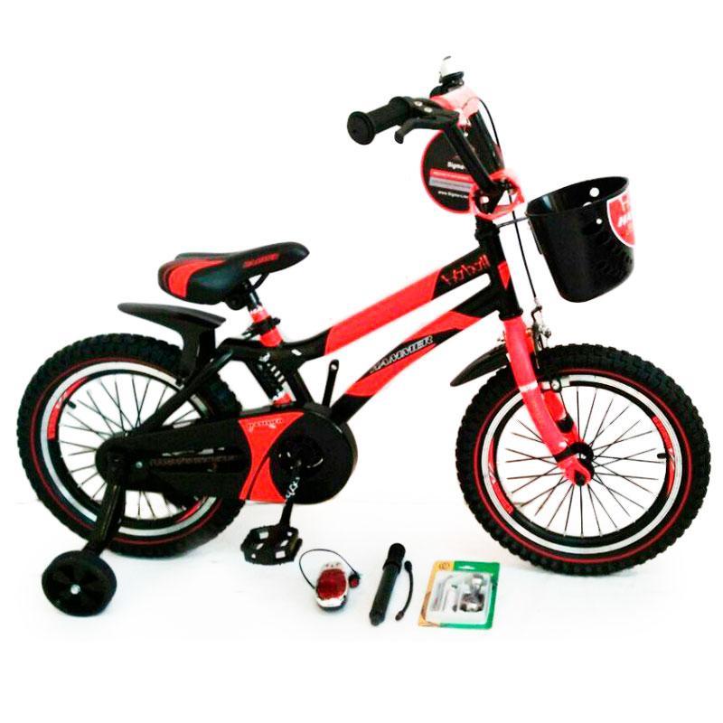 """Детский велосипед """"HAMMER-16"""" S500"""