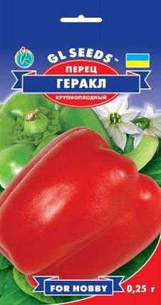 Перец Геракл, пакет 0,25 г - Семена перца, фото 2