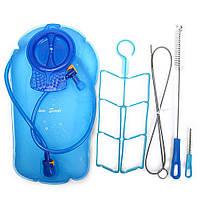 Питьевая система гидратор в рюкзак для велоспорта и походов 3л Baen Sendi