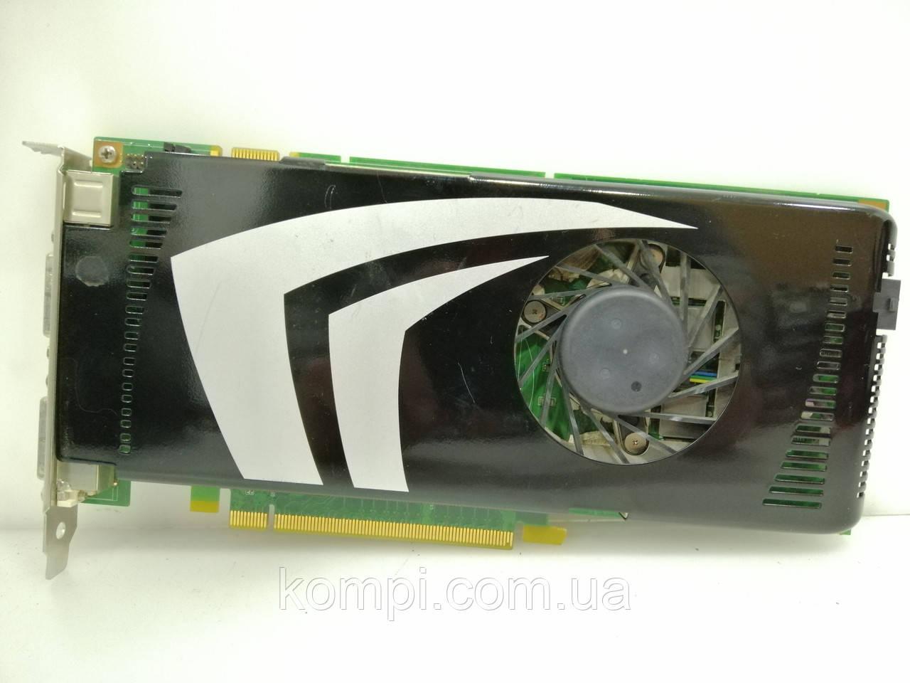 Видеокарта NVIDIA GeForce 9600GT 512mb 256bit PCI-E