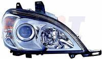 Фара передня права рестайлінг нова Depo галоген H7 mercedes ml-class w163