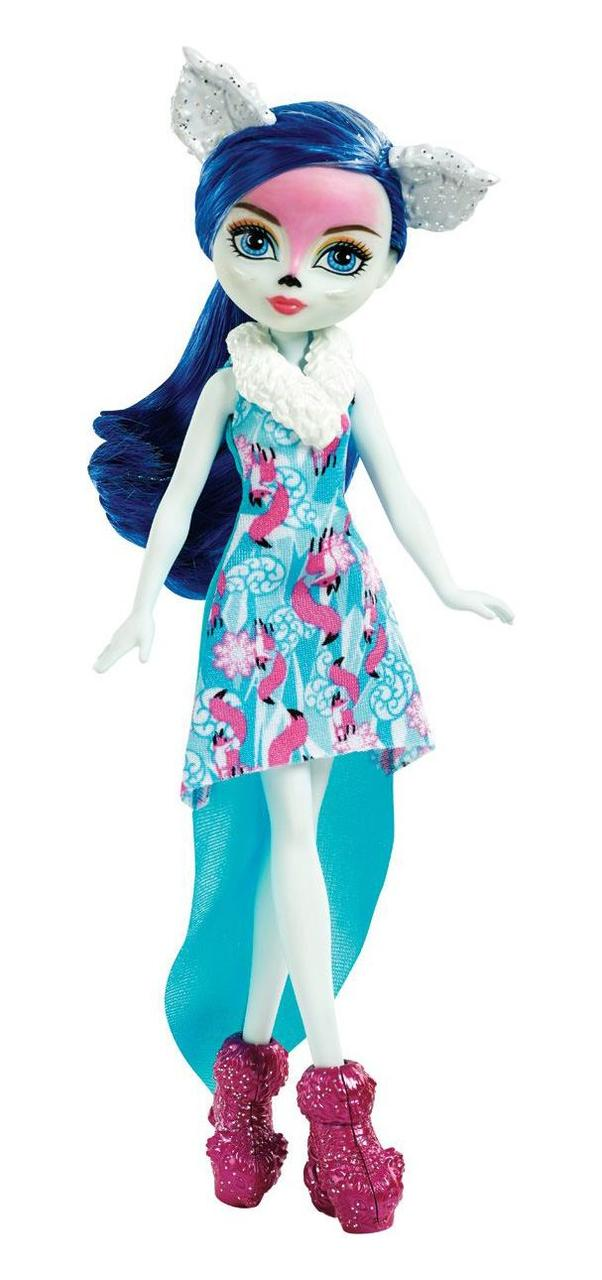 """Кукла-пикси Ever After High Хранительница лис """"Заколдованная зима"""""""