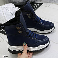 Зимние женские ботинки, фото 1