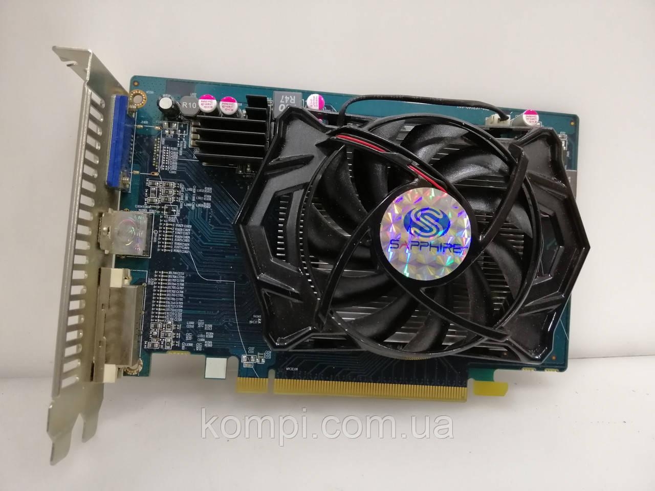 Видеокарта ATI Radeon HD 5670 512 PCI-E HDMI