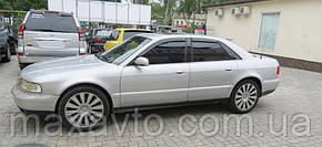 Ветровики Audi A8 (D2) 1994-2002 (Ауди А8) Cobra Tuning