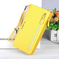 Женский кошелек Baellerry Elegance Желтый (SUN0055)