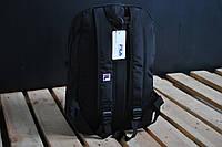 Рюкзак спортивный Фила Fila черный (РЕПЛИКА)