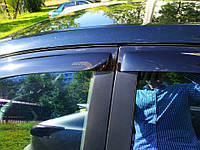 Ветровики Chevrolet Lanos Sd 2005 (ANV air)