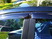 Ветровики Ford Fiesta V 5d 2002-2008 (ANV air)