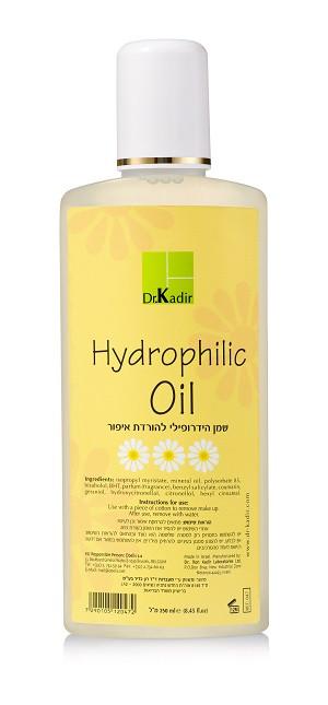 Гидрофильное очищающее масло, 250 мл