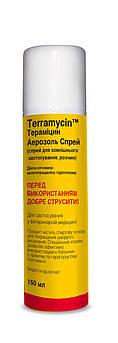 Терpамицин Аэрозоль спрей 150 мл Terramycin Spray