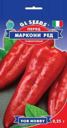 Перец Маркони Ред, пакет 0,25 г - Семена перца