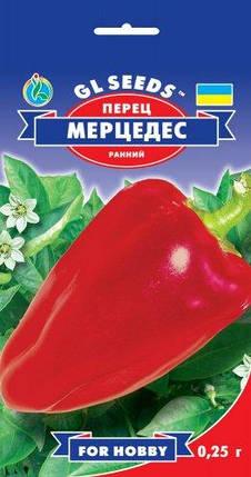 Перец Мерцедес, пакет 0,25 г - Семена перца, фото 2