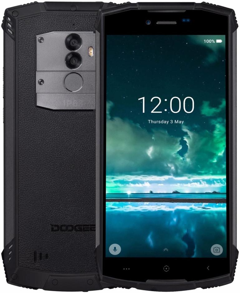 Doogee S55 Lite   Черный   IP68   2/16Гб   4G/LTE   Гарантия