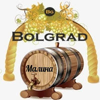 "Вино красное полусладкое ""Малина"" 10л bag-in-box"