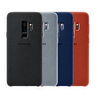 Оригинальный чехол Alcantara для Samsung Galaxy S9 G960, фото 1