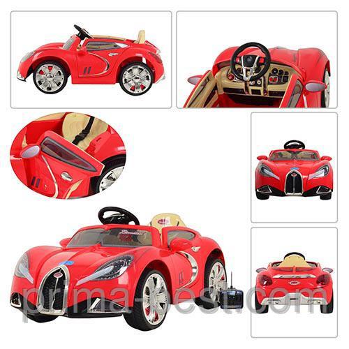 Детский электромобиль Бугатти M 2320 R