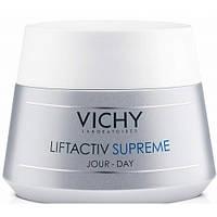 Крем против морщин и восстановления упругости для сухой кожи Liftactiv Supreme Vichy