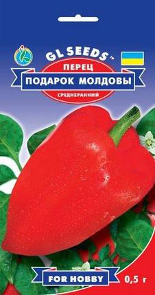 Перец Подарок Молдовы, пакет 0,5 г - Семена перца, фото 2