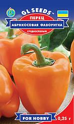 Перец Абрикосовая Фаворитка, пакет 0,25 г - Семена перца