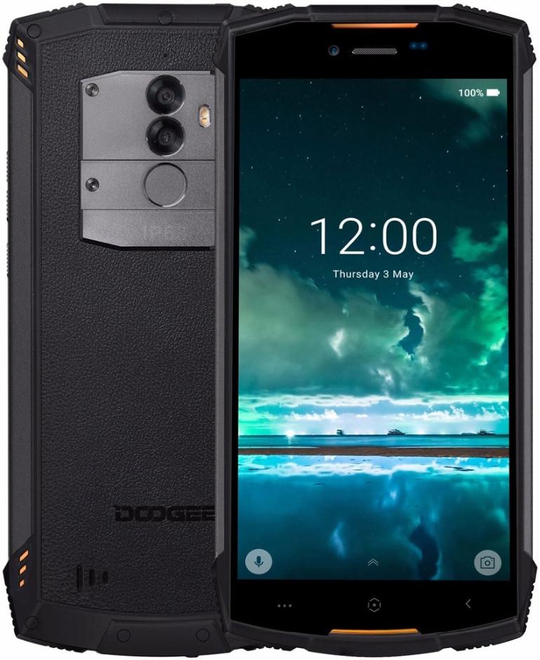 Doogee S55 Lite | Оранжевый | IP68 | 2/16Гб | 4G/LTE | Гарантия