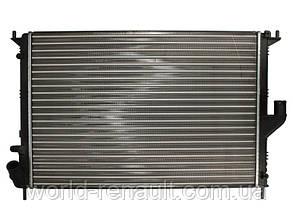 Радиатор системы охлаждения на Рено Логан, Логан MCV, Степвей 1.5dci, 1.6i 8V, 1.4i 8V / THERMOTEC D7R040TT