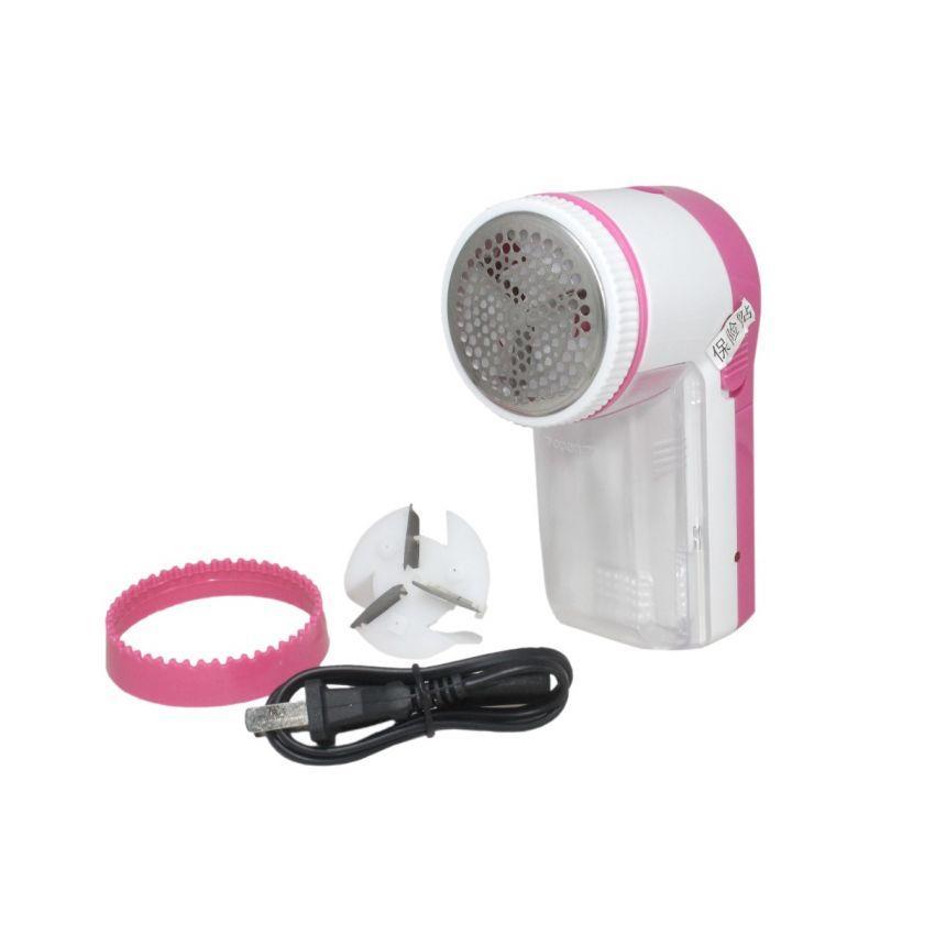 Аккумуляторная машинка для стрижки катышков (катышек) Gemei GM-232 с фонариком