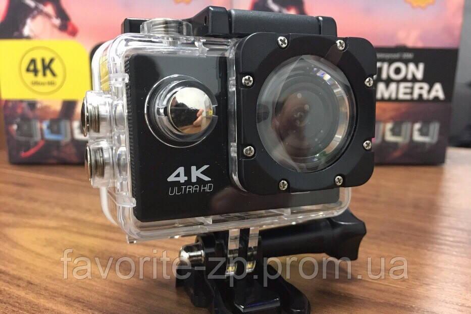 Экшн камера 4K WI-FI Action Camera ULTRA HD