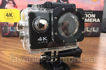 Экшн-камера Dvr sport S2 Wi-Fi waterprof 4K