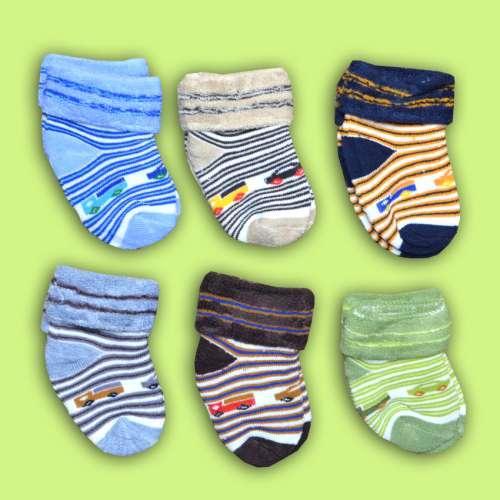 Носочки Махра для Малышей для мальчика