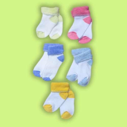 Махровые носочки для младенцев