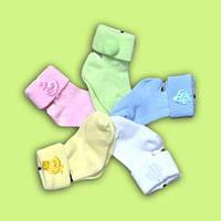 Носочки с Декором для Младенцев