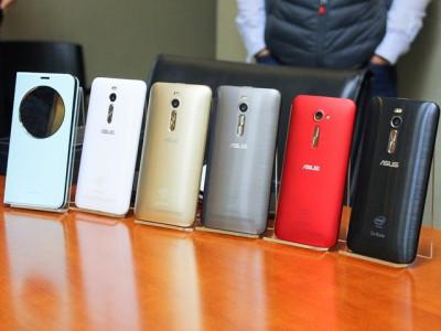 Вартість Asus Zenfone 2 з 4 Гб ОЗУ буде нижче 300 $