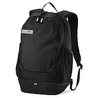 Рюкзак Puma Vibe Black 20l Оригинал Чёрный городской спортивный школьный