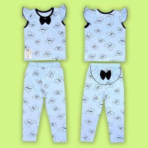 Пижама для девочки летняя